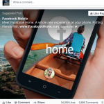 Facebook Home Overview & Video