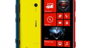 Nokia Lumia 720 - Man of Steel Exclusive Edition