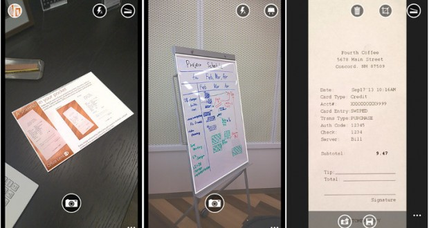 Microsoft Office Lens for Windows Phone – Free Download