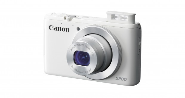 Canon Middle East Announces the Launch of PowerShot S200