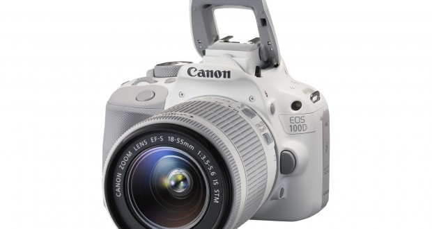 Canon releases white editions of EOS 100D and EF-S 18-55mm f/3.5-5.6 IS STM lens