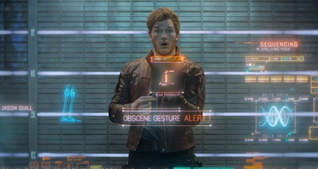 Marvel screws Chinese subtitles of Guardians of the Galaxy