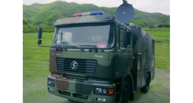 China's  WB-1 Microwave Pain Gun – Future Weapons