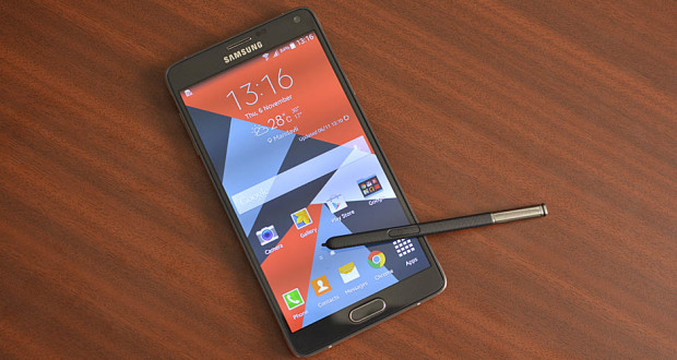 Samsung Galaxy Note 4 – Review & latest Price