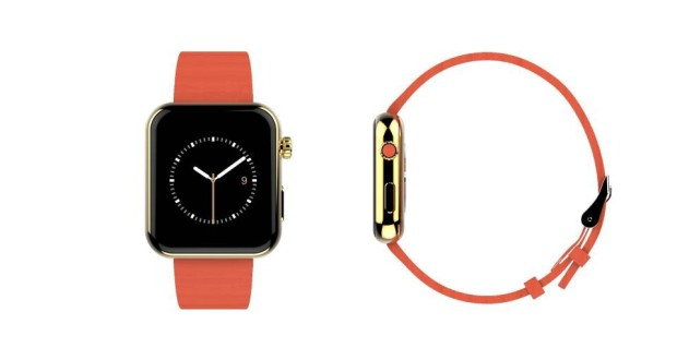 Apple iWatch replica by China – Hyperdon Smart Watch